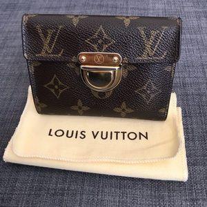 LOUIS VUITTON Portefeuille Koala Small Wallet
